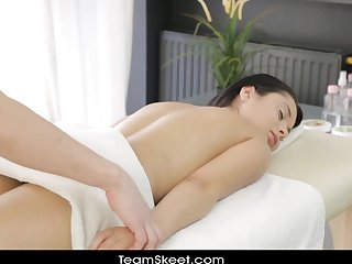 Cool Nubile Luvs Soothing Rubdown Drill