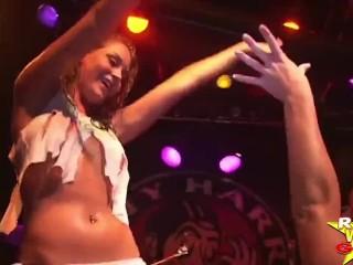 REAL nasty femmes INSANE raw T SPRING BREAK pornvideo