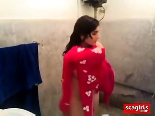 desi paki after shower