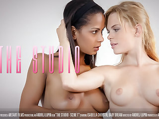 The Studio Scene 1 - Baby Dream & Isabella Chrystin - VivThomas