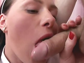 Big Boobs Teen Blowjob and Doggy Sex Huge Cock - Facial Closeup
