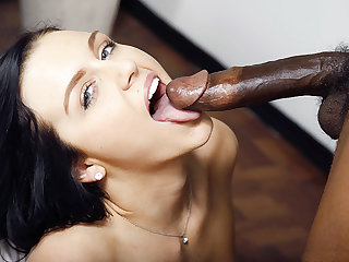 The request to watch Marley Matthews with a dark-hued fuck-stick is 1 we just fulfilled. Marley's figure is so used to milky folks that her first-ever ebony pink cigar practice may have gone sour. Tho', we got her Moe \